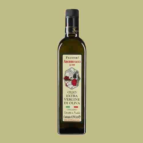 olio extravergine oliva 0,750lt