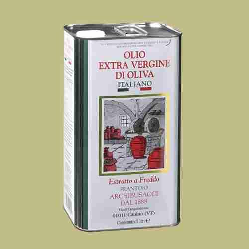 olio extravergine oliva 3lt