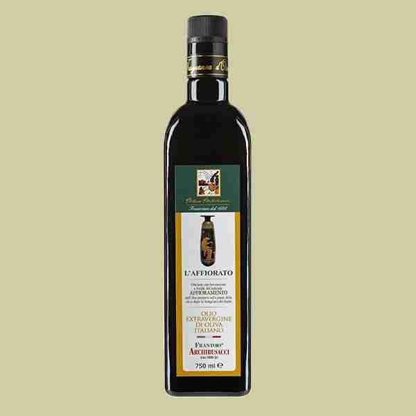 olio extravergine oliva Affiorato Fiorfiore 0,750lt