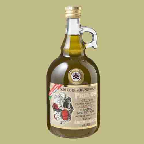 olio extravergine oliva Primus non filtrato 1lt