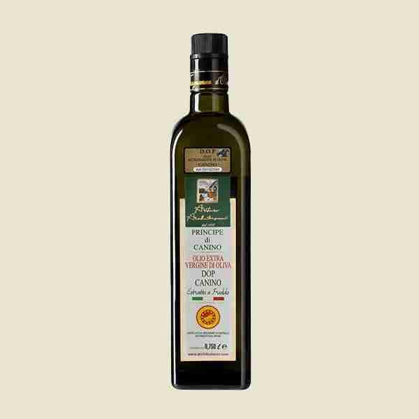 olio extravergine oliva Principe di Canino Dop 0,750lt