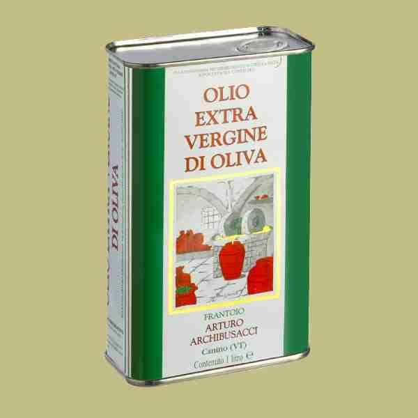olio extravergine oliva 1lt archibusacci