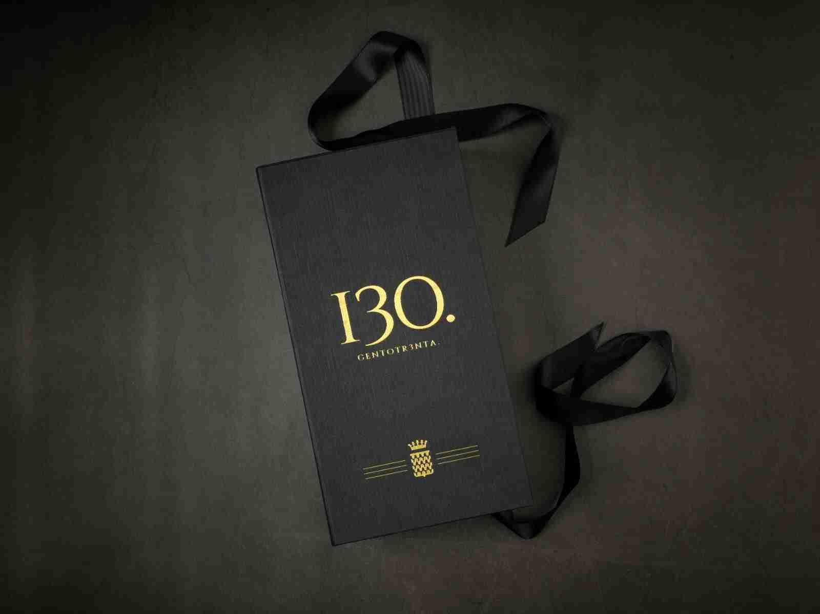 Confezione nera 130.2