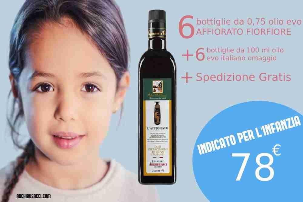 Olio italiano 50%